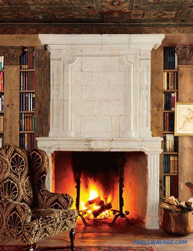 diseño de sala de estar de chimenea de esquina Diseo De Sala De Estar Con Chimenea 47 Interiores E Ideas