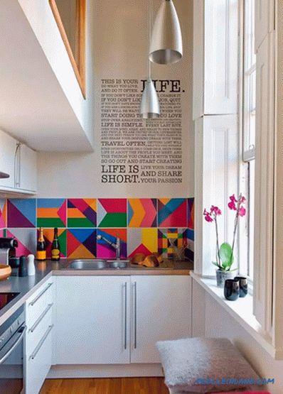 70 ideas de diseño de interiores de cocina pequeña